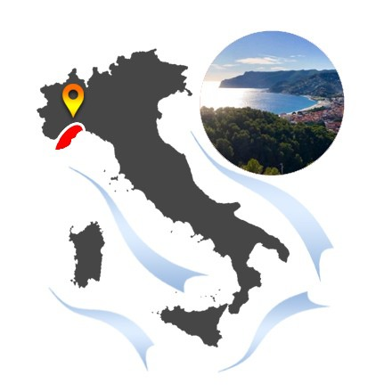LIGURIA - WEST RIVIERA