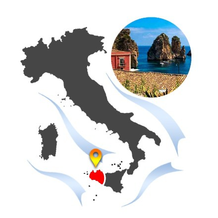 SICILY - WEST COAST & ISLANDS